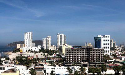 Vista panorámica Mazatlán