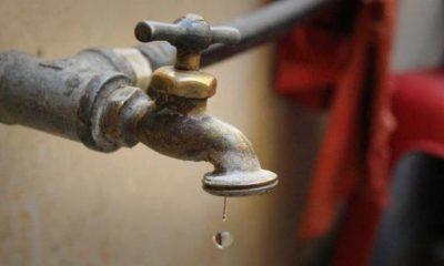 desabasto de agua potable